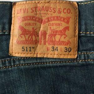 Levi's 511 Denim Jeans